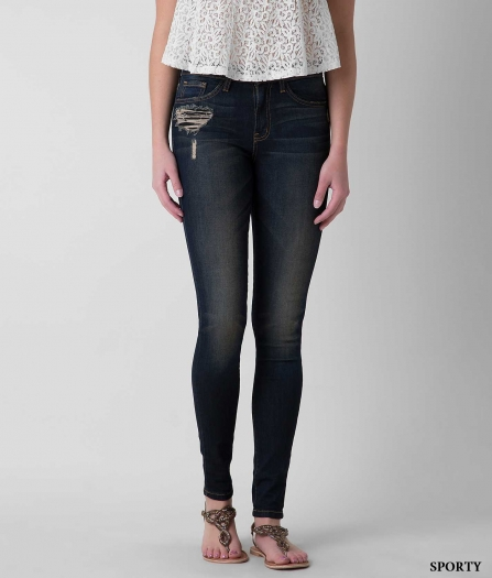 Flying Monkey High Rise Skinny